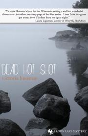 Cover of: Dead Hot Shot | Victoria Houston