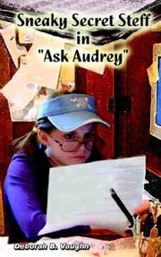 Sneaky Secret Steff In ask Audrey
