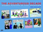 The adventurous decade by Ron Goulart