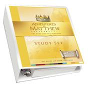 Cover of: Matthew Study Set with Binder | Jeff Cavins