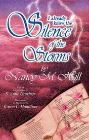 Cover of: I Already Know The Silence Of The Storms