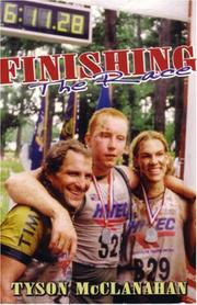 Cover of: Finishing the Race |
