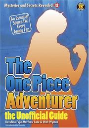 Cover of: The One Piece Adventurer