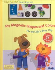 Cover of: My Magnetic Book of Shapes and Colors