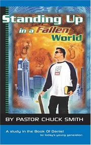 Cover of: Standing Up in a Fallen World |