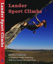 Cover of: Lander Sport Climbs | Steve Bechtel