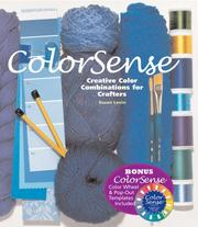 Cover of: ColorSense: Creative Color Combinations for Crafters