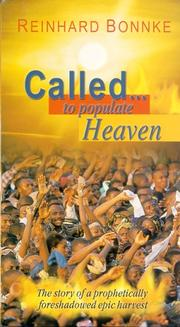 Cover of: Called to Populate Heaven