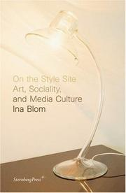 Cover of: Ina Blom