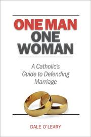 Cover of: One man, one woman