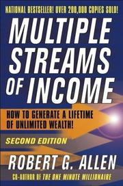 Cover of: Multiple Streams of Income | Robert G. Allen