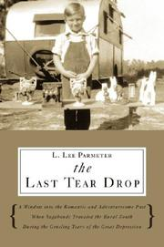 Cover of: The Last Tear Drop | L. Lee Parmeter