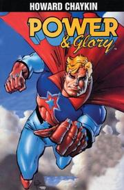 Cover of: Power and Glory | Howard Chaykin