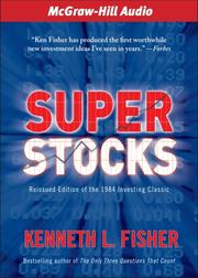 Cover of: Super Stocks