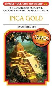 Cover of: Inca Gold | Jim Becket