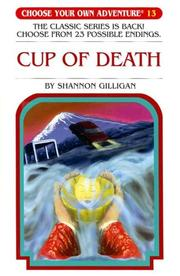 Cover of: Cup of Death | Shannon Gilligan