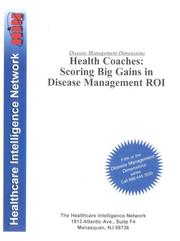 Cover of: Health Coaches |