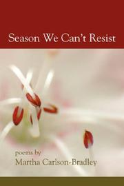 Cover of: Season We Can't Resist