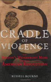 Cover of: Cradle of violence