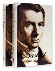Cover of: The Bastiat Collection