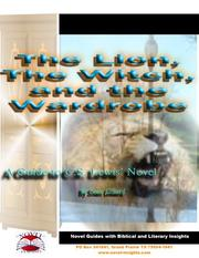 Cover of: The Lion, The Witch, and The Wardrobe Novel Guide |