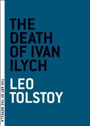 Cover of: Death of Ivan Ilych (The Art of the Novella)