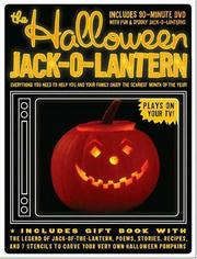 Cover of: The Halloween Jack-O-Lantern | Carlo De Vito
