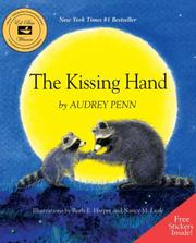 Cover of: The Kissing Hand--Large Format