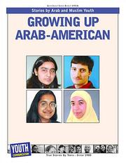 Cover of: Growing Up Arab-American |