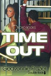 Cover of: Time Out - Detroit Slim | Geavonnie Frazier