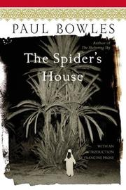 Cover of: The spider's house