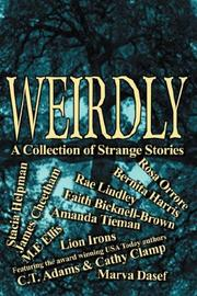 Cover of: Weirdly | T Adams C