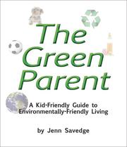 Cover of: The Green Parent | Jenn Savedge