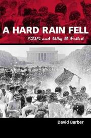 Cover of: A Hard Rain Fell