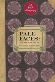 Cover of: Pale Faces