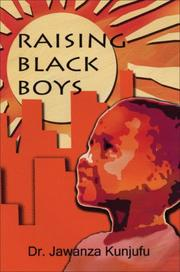 Cover of: Raising Black Boys