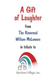 Cover of: A Gift of Laughter | William McLemore