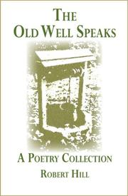Cover of: The Old Well Speaks