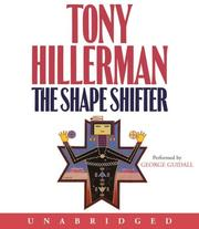 Cover of: Shape Shifter, The CD (Joe Leaphorn/Jim Chee Novels) | Tony Hillerman