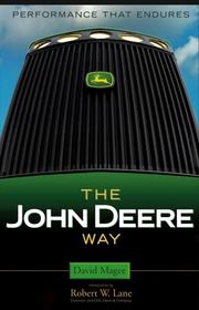 Cover of: The John Deere Way | David Magee
