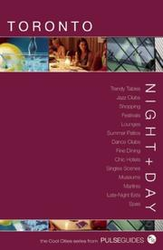 Cover of: Night+Day Toronto (Cool Cities Series from PulseGuides, The) | Neil Carlson
