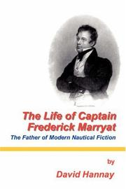 Cover of: The Life of Captain Frederick Marryat (A Fireship CONTEMPORIZED CLASSIC)
