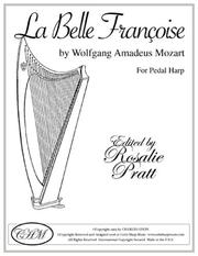 Cover of: La Belle Francoise For Pedal Harp |