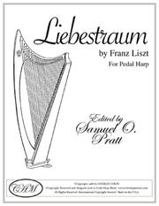 Cover of: Liebestraum for Pedal Harp