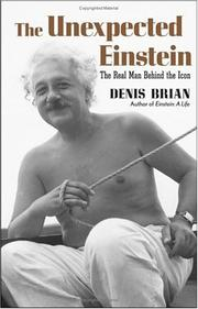 Cover of: The Unexpected Einstein