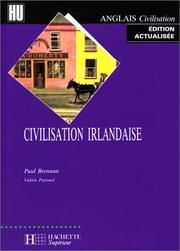 Cover of: Civilisation irlandaise