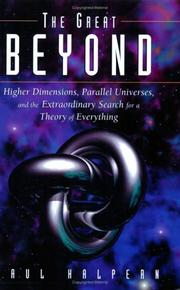 Cover of: The Great Beyond