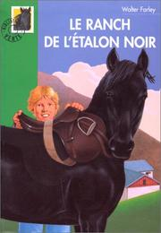 Cover of: Le Ranch de l'étalon noir
