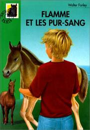 Cover of: Flamme et les pur-sang