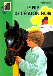 Cover of: Le fils de l'étalon noir
